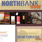"North Bank Magazine ~ ""Linger"" Chosen as Navigation Graphic"