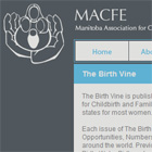 The Birth Vine Magazine