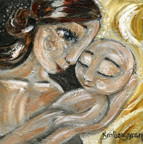 Mothers Child (sold)