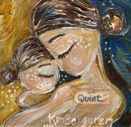 Quiet (sold)