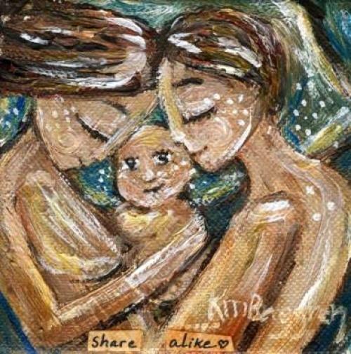 Share Alike (sold)