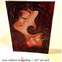 LoveAchievesEverything5x7