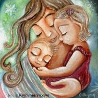 Lullaby Of Breath by Katie m. Berggren