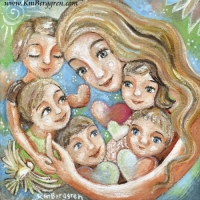 Radiant Tenderness by Katie m. Berggren
