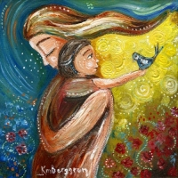 Shred Of Hope by Katie m. Berggren