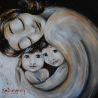 Home by Katie m. Berggren