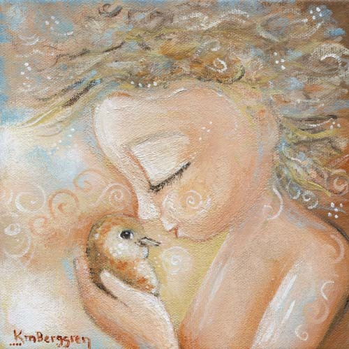 Forever So Gentle (sold)
