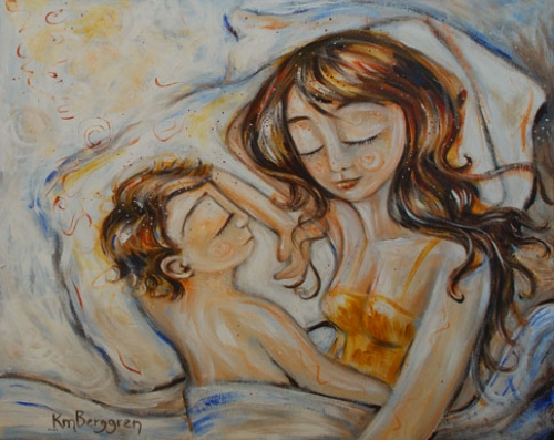 Morning Son (sold)