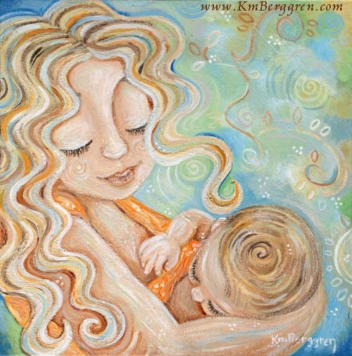 Nourished By The Moment (sold)