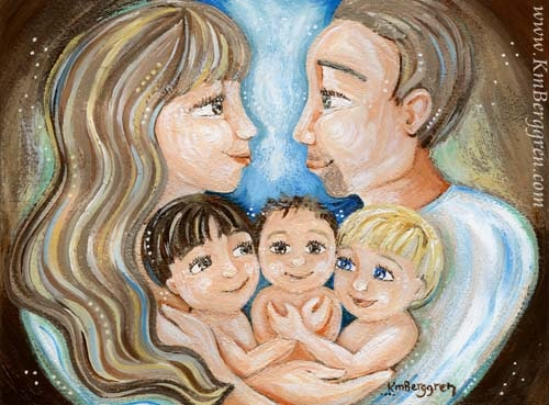 The Love In Our Hearts (sold)