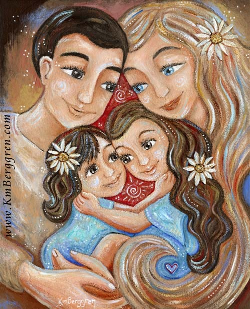Warm Hearted (sold)
