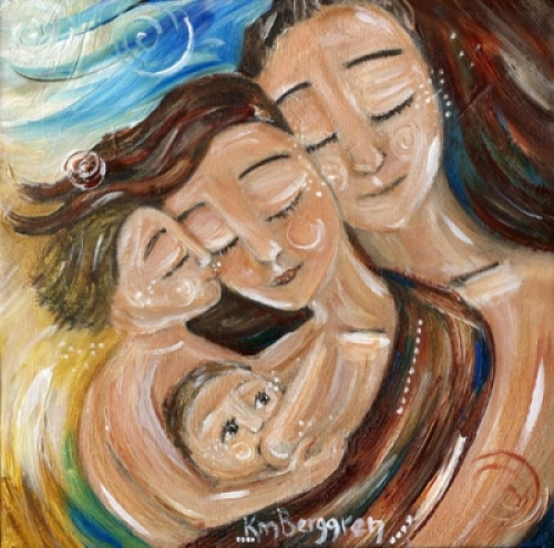 Strength & Beauty (sold)