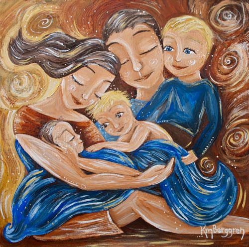 Welcoming (sold)