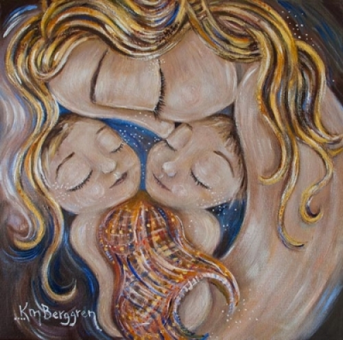 Woven Softly (sold)