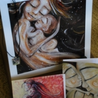 Katie m. Berggren archival prints