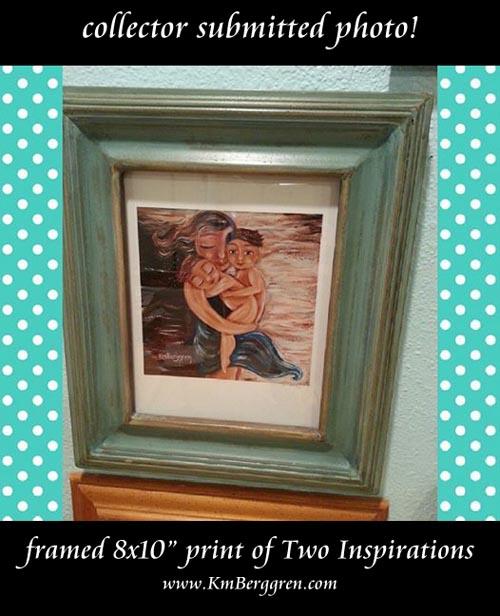 """framed 8x10"""" print"""