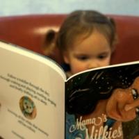 Mama's Milkies book