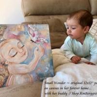 Original Painting On Deep Canvas