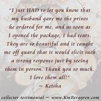 Collector Testimonial