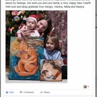 Collector Testimonial - Original Paintings