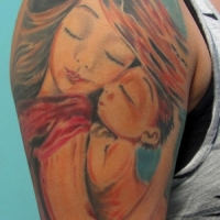 tattoo based on Crush