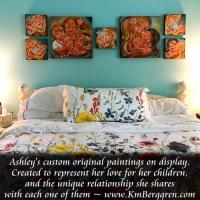 Collector Testimonial - Custom Original Paintings