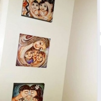 3 Stretched Canvas Prints