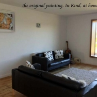 In Kind, original painting on canvas