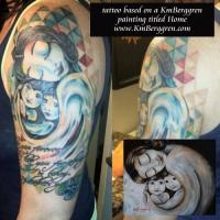 Tattoo based on Home