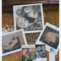 Collector Art Display