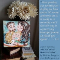 Liz's Custom Painting and Kind Words