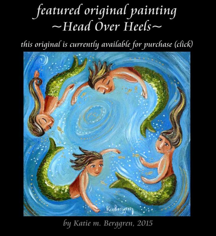 Head Over Heels by Katie m. Berggren