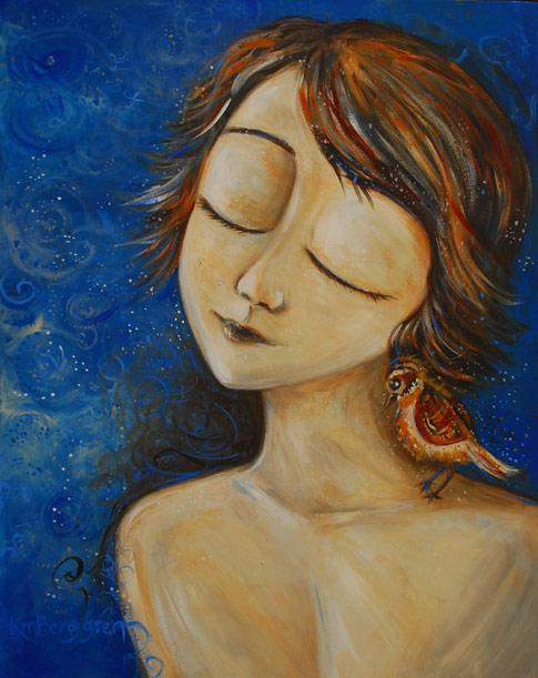Beauty In Solitude ~ by Katie m. Berggren