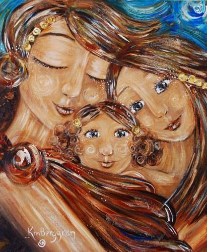 Trio, complete, by Katie m. Berggren