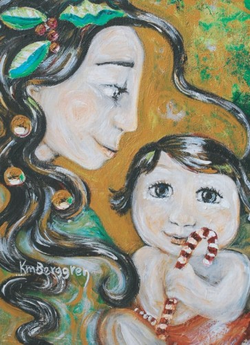 Holiday Baby Holiday Cards by Katie m. Berggren