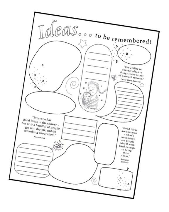 Idea Bubbler from Katie m. Berggren