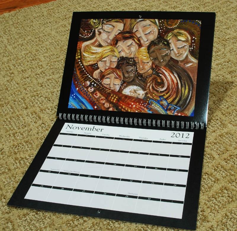 Intimate Motherhood Calendar by Katie m. Berggren