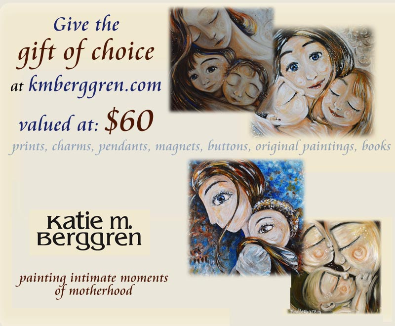 gift certificate for the Painting Motherhood Online Shop