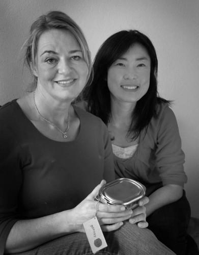 Kerri & Marcy ~ founders of Plenty-Full
