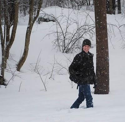Katie m. Berggren ~ Sweden, February 2010