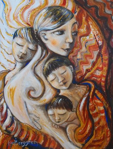 Blessings by Katie m. Berggren