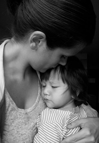 photo submitted by Sarah for the Mindful Mothering Project