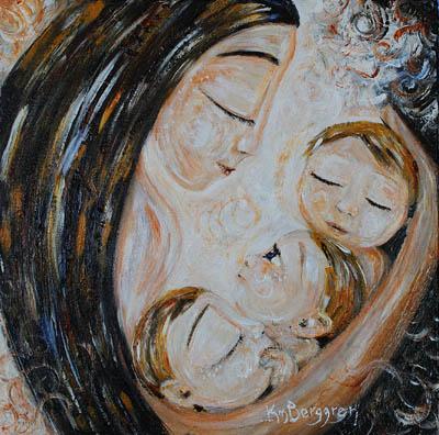 Three Souls by Katie m. Berggren
