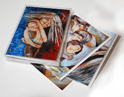 Boxed Art Cards by Katie m. Berggren