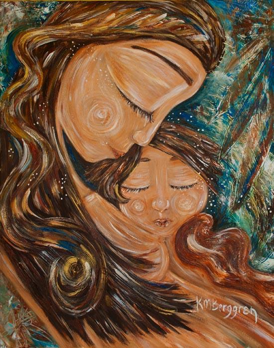 Breathe With Me by Katie m. Berggren
