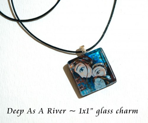 Glass Art Pendants and Charms by Katie m. Berggren ~ starting at just $15!