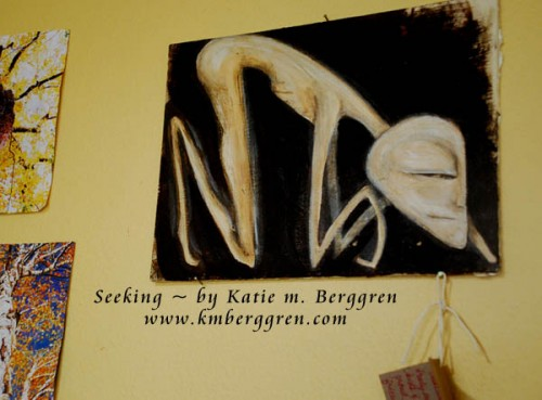 Seeking by Katie m. Berggren