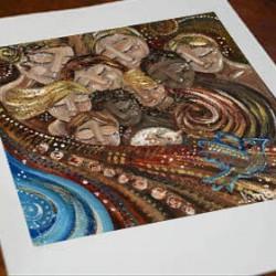 8x10 print by Katie m. Berggren