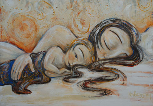 Personal Myth #2 ~ this one is about sleeping