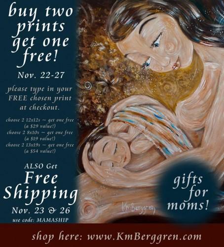 buy 2 prints get 1 free